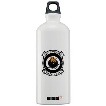 MFAS323 - M01 - 03 - Marine F/A Squadron 323(F/A-18C) - Sigg Water Bottle 1.0L