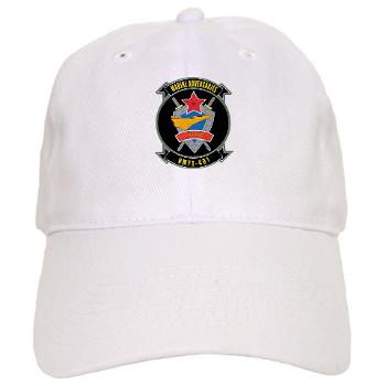MFTS401 - A01 - 01 - Marine Fighter Training Squadron - 401 - Cap