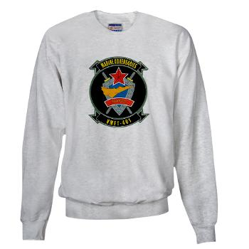 MFTS401 - A01 - 03 - Marine Fighter Training Squadron - 401 - Sweatshirt