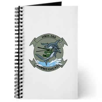 MHHS366 - M01 - 02 - Marine Heavy Helicopter Squadron 366 (HMH-366) Journal