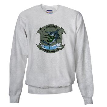 MHHS366 - A01 - 03 - Marine Heavy Helicopter Squadron 366 (HMH-366) Sweatshirt