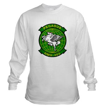 MHHS463 - A01 - 03 - DUI - Marine Heavy Helicopter Squadron 463 - Long Sleeve T-Shirt