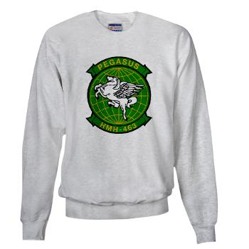 MHHS463 - A01 - 03 - DUI - Marine Heavy Helicopter Squadron 463 - Sweatshirt