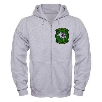 MHHS463 - A01 - 03 - DUI - Marine Heavy Helicopter Squadron 463 - Zip Hoodie