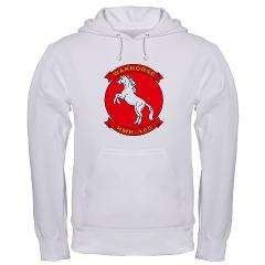 MHHS465 - A01 - 03 - Marine Heavy Helicopter Squadron 465 Hooded Sweatshirt