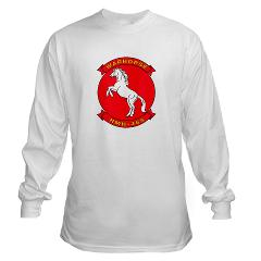 MHHS465 - A01 - 03 - Marine Heavy Helicopter Squadron 465 Long Sleeve T-Shirt