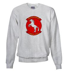 MHHS465 - A01 - 03 - Marine Heavy Helicopter Squadron 465 Sweatshirt