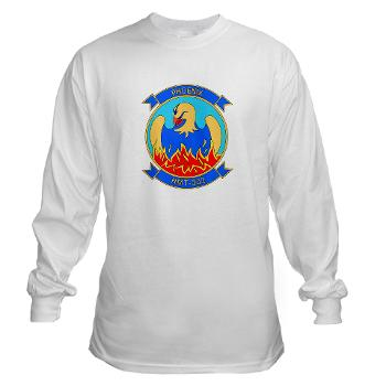 MHHTS302 - A01 - 03 - Marine Heavy Helicopter Training Squadron 302 (HMHT-302) Long Sleeve T-Shirt