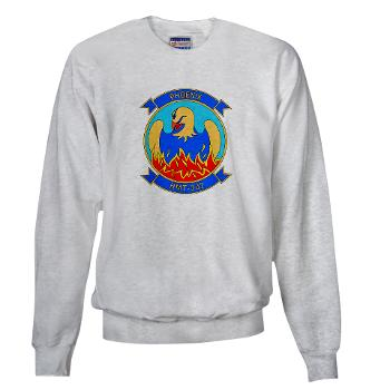 MHHTS302 - A01 - 03 - Marine Heavy Helicopter Training Squadron 302 (HMHT-302) Sweatshirt