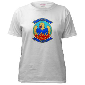 MHHTS302 - A01 - 04 - Marine Heavy Helicopter Training Squadron 302 (HMHT-302) Women's T-Shirt
