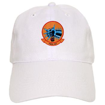 MHS461 - A01 - 01 - Marine Heavy Helicopter Squadron 461 (HMH-461) - Cap