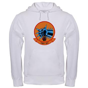MHS461 - A01 - 03 - Marine Heavy Helicopter Squadron 461 (HMH-461) - Hooded Sweatshirt
