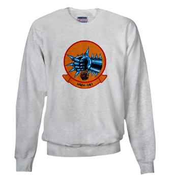 MHS461 - A01 - 03 - Marine Heavy Helicopter Squadron 461 (HMH-461) - Sweatshirt