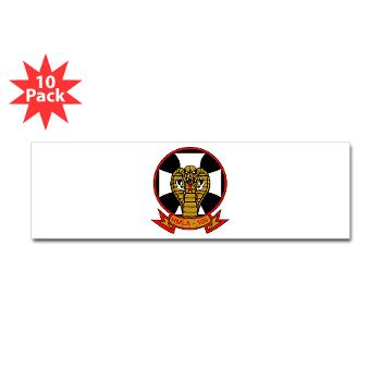 MLAHS169 - M01 - 01 - Marine Light Attack Helicopter Squadron 169 - Sticker (Bumper 10 pk)