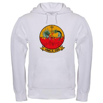 MLAHS269 - A01 - 03 - Marine Light Attack Helicopter Squadron 269 (HMLA-269) - Hooded Sweatshirt