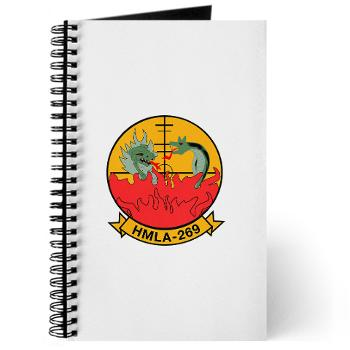 MLAHS269 - M01 - 02 - Marine Light Attack Helicopter Squadron 269 (HMLA-269) - Journal