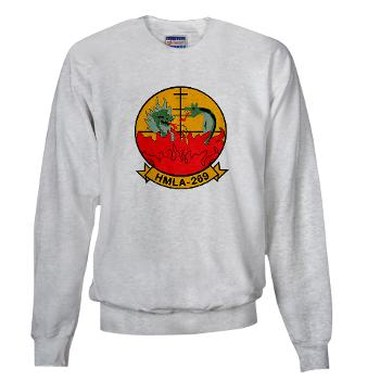 MLAHS269 - A01 - 03 - Marine Light Attack Helicopter Squadron 269 (HMLA-269) - Sweatshirt
