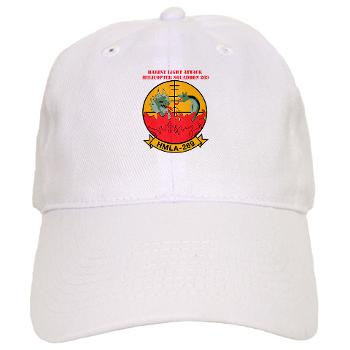 MLAHS269 - A01 - 01 - Marine Light Attack Helicopter Squadron 269 (HMLA-269) with Text - Cap