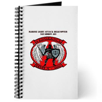 MLAHS469 with Text - M01 - 02 - Marine Light Attack Helicopter Squadron 469 with Text - Journal