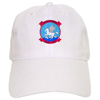 MMHS163 - A01 - 01 - Marine Medium Helicopter Squadron 163 - Cap