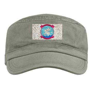 MMHS163 - A01 - 01 - Marine Medium Helicopter Squadron 163 - Military Cap