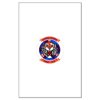 MMHS262 - M01 - 02 - Marine Medium Helicopter Squadron 262 Large Poster
