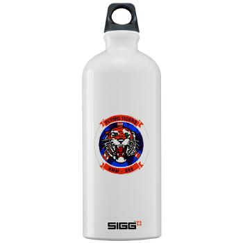MMHS262 - M01 - 03 - Marine Medium Helicopter Squadron 262 Sigg Water Bottle 1.0L
