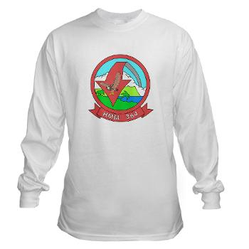 MMHS364 - A01 - 03 - Marine Medium Helicopter Squadron 364 - Long Sleeve T-Shirt