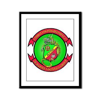 MPC - A01 - 01 - Military Police Company - Framed Panel Print