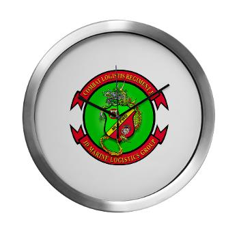 MPC - A01 - 01 - Military Police Company - Modern Wall Clock