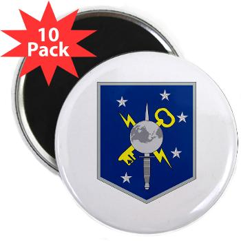 "MSOIB - M01 - 01 - Marine Special Operations Intelligence Battalion - 2.25"" Magnet (10 pack)"