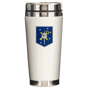 MSOIB - M01 - 03 - Marine Special Operations Intelligence Battalion - Ceramic Travel Mug