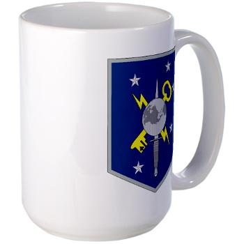 MSOIB - M01 - 03 - Marine Special Operations Intelligence Battalion - Large Mug
