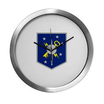 MSOIB - M01 - 03 - Marine Special Operations Intelligence Battalion - Modern Wall Clock
