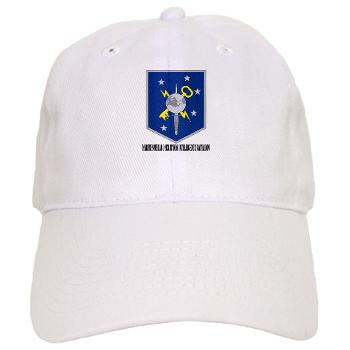 MSOIB - A01 - 01 - Marine Special Operations Intelligence Battalion with Text - Cap