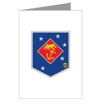 MSOR - M01 - 02 - Marine Special Operations Regiment - Greeting Cards (Pk of 10)