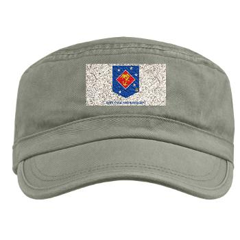 MSOR - A01 - 01 - Marine Special Operations Regiment with Text - Military Cap