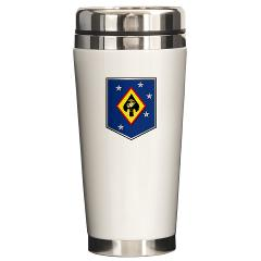 MSOSG - M01 - 03 - Marine Special Operations Support Group - Ceramic Travel Mug