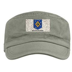MSOSG - A01 - 01 - Marine Special Operations Support Group with Text - Military Cap