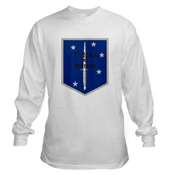 MSOS - A01 - 03 - Marine Special Operations School - Long Sleeve T-Shirt