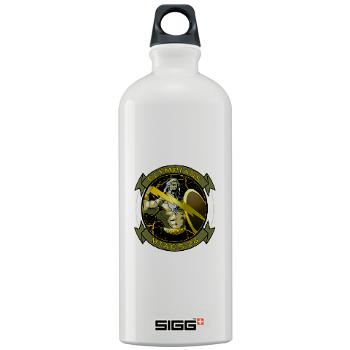 MTACS28 - M01 - 03 - Marine Tactical Air Command Squadron 28 (MTACS-28) Sigg Water Bottle 1.0L
