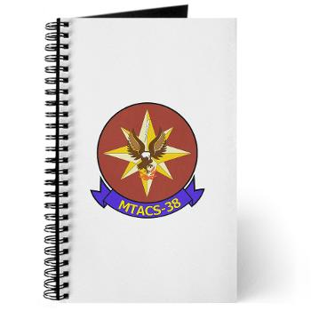 MTACS38 - M01 - 02 - Marine Tactical Air Command Sqdrn 38 Journal