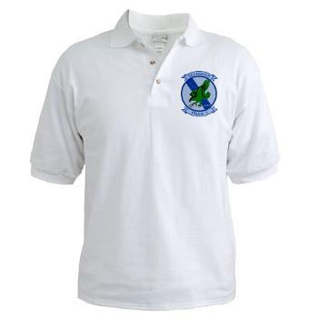 MTEWS4 - A01 - 04 - Marine Tactical Electronic Warfare Squadron 4 - Golf Shirt
