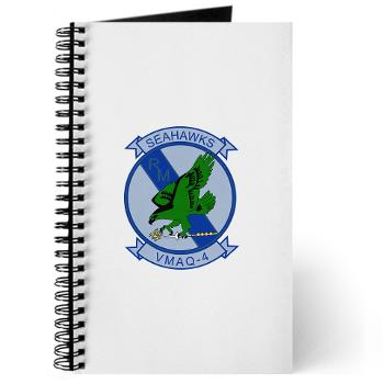 MTEWS4 - M01 - 02 - Marine Tactical Electronic Warfare Squadron 4 - Journal