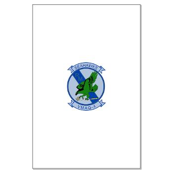 MTEWS4 - M01 - 02 - Marine Tactical Electronic Warfare Squadron 4 - Large Poster
