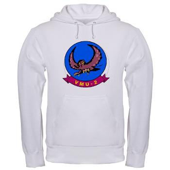 MUAVS2 - A01 - 03 - Marine Unmanned Aerial Vehicle Squadron 2 (VMU-2) - Hooded Sweatshirt