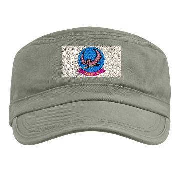 MUAVS2 - A01 - 01 - Marine Unmanned Aerial Vehicle Squadron 2 (VMU-2) - Military Cap
