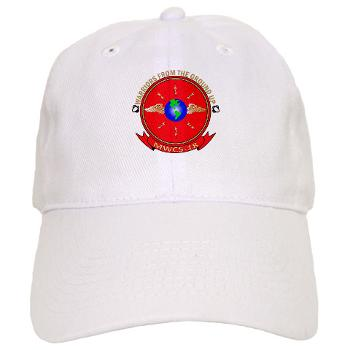MWCS18 - A01 - 01 - Marine Wing Communications Squadron 18 Cap