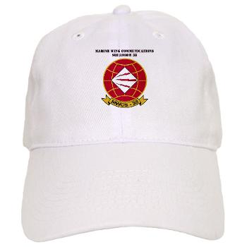 MWCS38 - A01 - 01 - Marine Wing Communications Sqdrn 38 with text Cap