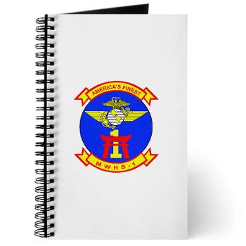 MWHS1 - M01 - 02 - Marine Wing Headquarters Squadron 1 - Journal